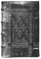 Early Cambridge bookbinding by Nicholas Spierinck