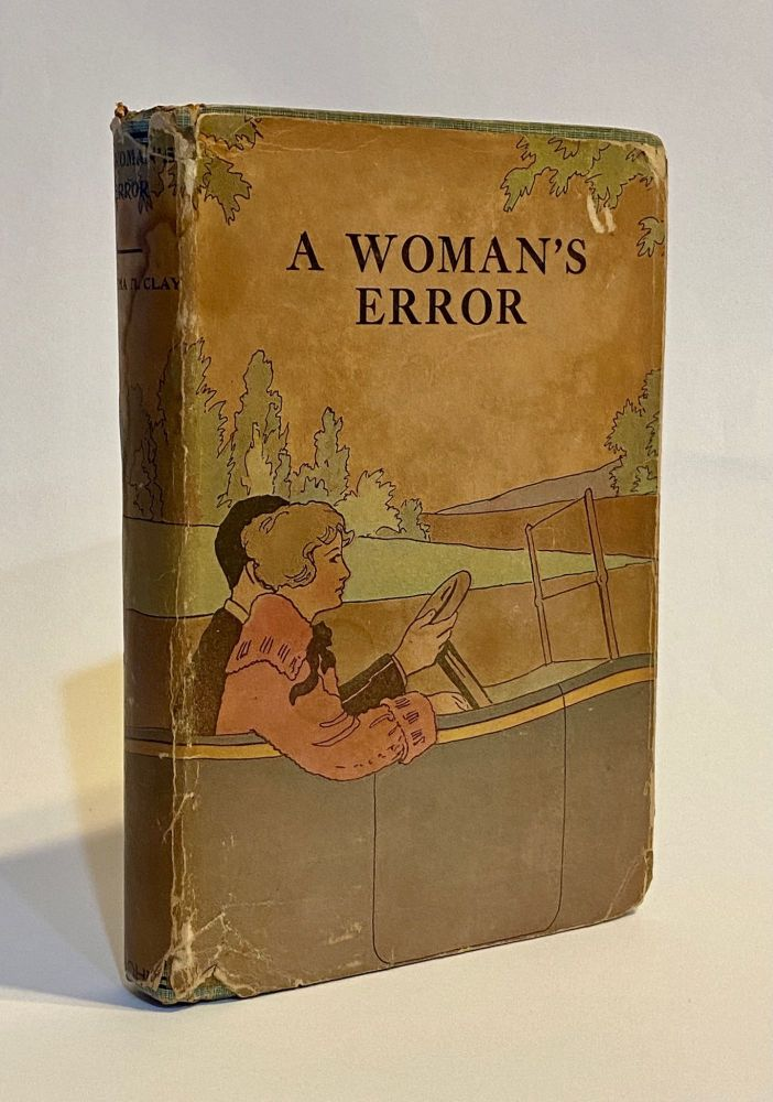 A Woman's Error. Bertha M. Clay, pseud. of Charlotte Mary Brame.