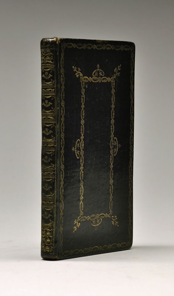 [Early Brighton (?) Binding]. The new week's preparation for a worthy receiving of the Lord's Supper, as recommended and appointed by the Church of England; consisting of meditations and prayers. Church of England.