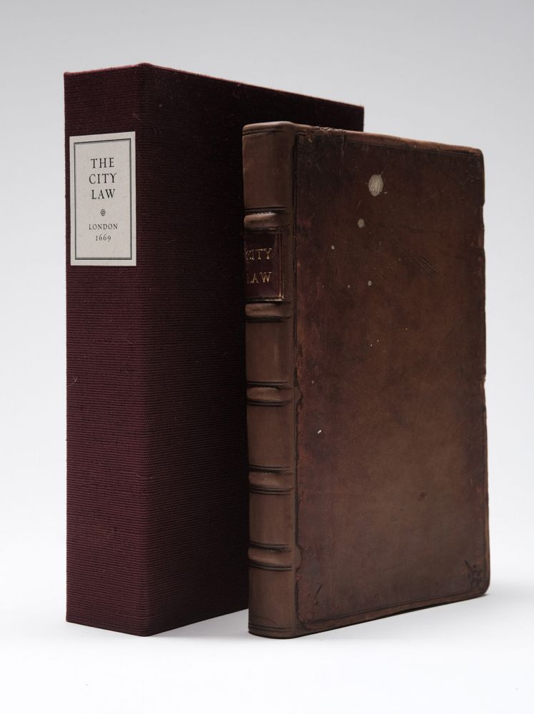 Lex Londinensis, or, The city law: shewing the powers, customs and practice of all the several courts belonging to the famous city of London [...]. London Courtrooms.