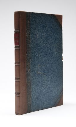 ANTIQUARIAN BIBLIOGRAPHY / LIBRARY SALE CATALOGUE]. Bibliothecae Sandifortianae pars, continens...