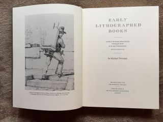 Early Lithographed Books: A Study of the Design and Production of Improper Books in the Age of...