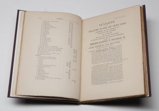 [BOOKBINDINGS]. Catalogue of Fifteen Hundred Books Remarkable for the Beauty or the Age of their Bindings or as Bearing Indications of Former Ownership by Great Book-Collectors and Famous Historical Personages