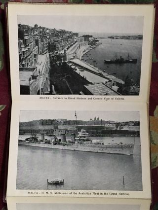 [Cover title]: Souvenir of Malta. 32 Views. [Panorama / Souvenir Album]