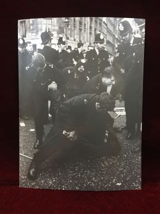 [A collection of 55 Vintage Photos]. [Supplied title: A Decade of Protest]. Photographic Archive of Protest Photos from the 1970s