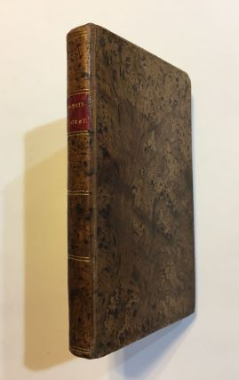 "Early American ""Law Book"" Trade Binding]. A Digest of the Probate Laws of Massachusetts Relative..."