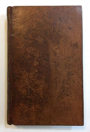 [Bindings - Early American Tree Calf]. [Samuel Bradford, Printer]. The Letters of Junius, with notes and illustrations, historical, political, biographical, and critical