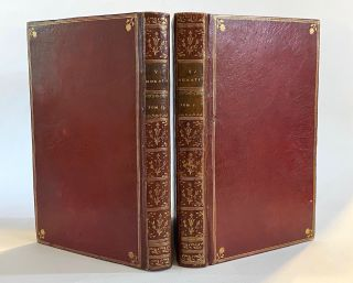 FINE BINDINGS. France, 18th-Century]. Quinti Horatii Flacci Opera. Horace