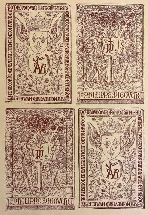 [INCUNABULA REFERENCE]. Incunables
