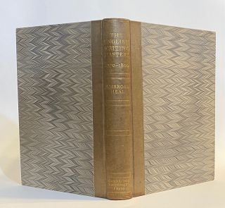 The English Writing-Masters and Their Copy-Books, 1570-1800. A Biographical Dictionary & A Bibliography. With an introduction to the development of handwriting by Stanley Morison