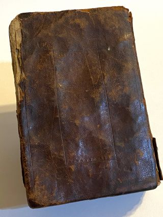 [COLONIAL BOSTON (?) BINDING ca. 1747]. NoCross,NoCrown. A Discourse Shewing the Nature and Discipline of theHolyCrossof Christ