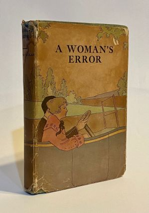 A Woman's Error. Bertha M. Clay, pseud. of Charlotte Mary Brame