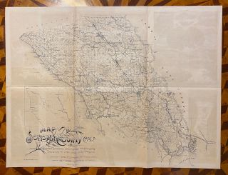[CALIFORNIA]. Sonoma County and Russian River Valley Illustrated. TOGETHER WITH: Map of Sonoma County, Cala. (sic) / Map of Verano, Sonoma Valley, California