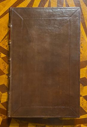 [FIRST FOLIO]. Comedies and Tragedies [...] Never printed before. [BOUND WITH]: The Wild-Goose Chase. A Comedie