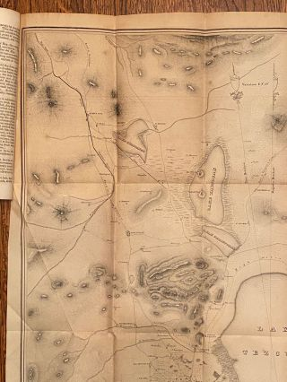 Map of the Valley of Mexico with a Plan of the Defenses of the Capital and the Line of Operations of the United States Army under Major General Scott in August and September 1847 [as issued in: Report of the Secretary of War, in Compliance with the Resolution of the Senate, a Map of the Valley of Mexico, from Surveys by Lieutenants Smith and Hardcastle. January 29, 1849. 31st Congress, 1st Session, Executive Document 11]