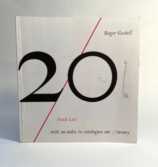 Catalogue Twenty-Nine / Roger Gaskell Rare Books. Roger Gaskell Rare Books